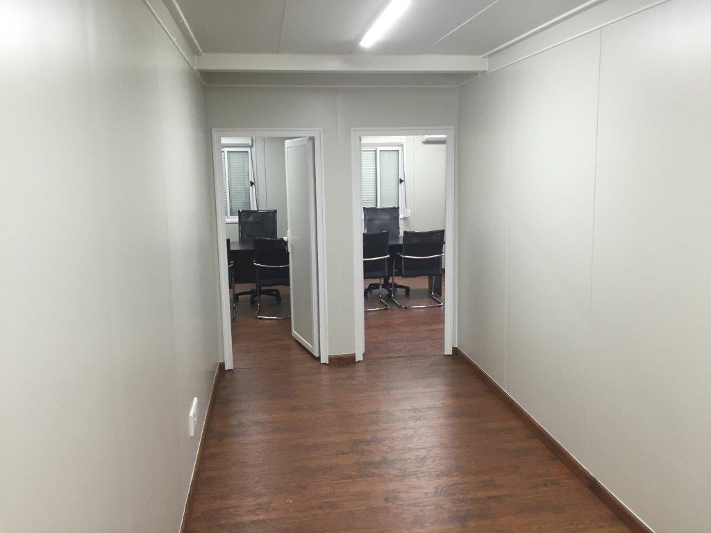 Prefabricated Modular Doctors Rooms